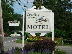 Country Acres Motel