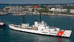 U.S. Coast Guard Cutter Ingham Maritime Museum