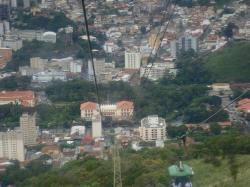 Cable Car to Sao Domingos ridge