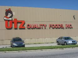 UTZ Potato Chip Factory Tour