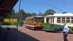 Seashore Trolley Museum, Kennebunkport, ME