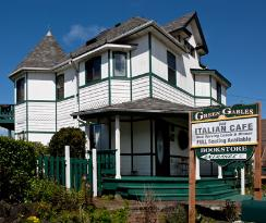 Green Gables Italian Cafe
