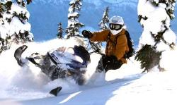 Blackcomb Snowmobile and Whistler ATV