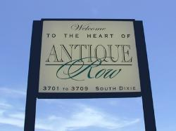 Antique Row Art & Design District