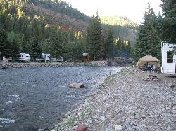 ‪Priest Gulch Campground , RV Park, Cabins & Lodge‬