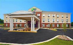 Holiday Inn Express  & Suites Thornburg (I-95 Exit 118)