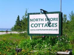 ‪North Shore Cottages‬