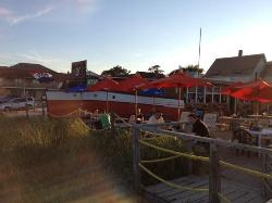 Pirates Patio and Galley