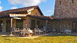 Restaurant at La Casa at Royal Isabela