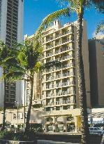 Resortquest Waikiki Beachside Hotel