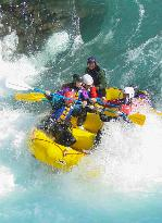 Chugach Outdoor Center-Whitewater Rafting Day Trips