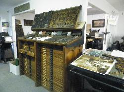 Olde Mill House Gallery and Printing Museum