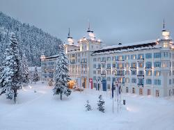 Kempinski Grand Hotel des Bains St. Moritz