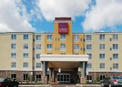 Comfort Suites Knoxville