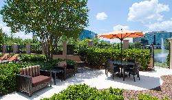 Courtyard Charlotte Ballantyne