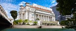The Courtyard, The Fullerton Hotel Singapore