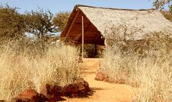 Waterberg Plateau Campsite