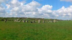 Ballynoe Stone Circle