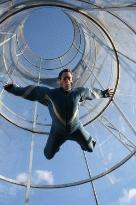 Extreme Velocity - Outdoor Vertical Wind Tunnel