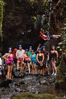 La Roca Canyoneering Adventure