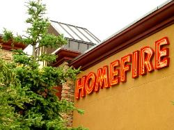 Homefire Grill