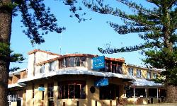 The Seabreeze Beach Hotel