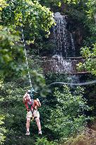 Foxfire Mountain Ziplines