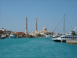 Marina - Look at the new mosque