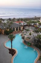 Hampton Inn Jacksonville Beach/Oceanfront