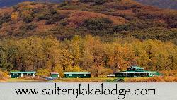 Saltery Lake Lodge