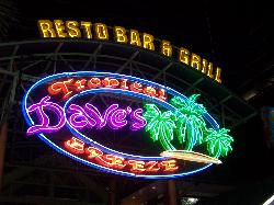 Dave's Tropical Breeze Resto Bar Grill and Nightclub