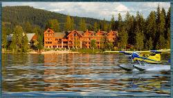 ‪The Lodge at Sandpoint‬