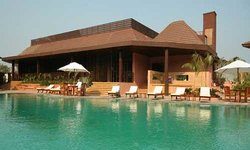 The Golden Palms Hotel & Spa, Colva