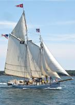 Schooner Timberwind