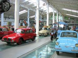 The Museum of Technology and Transport