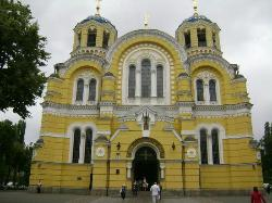 St. Volodymyr's Cathedral