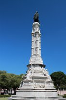 Vasco de Gama Statue