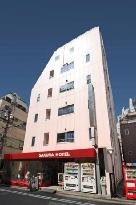 Sakura Hotel Jimbocho