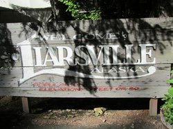 Liarsville Gold Rush Trail Camp