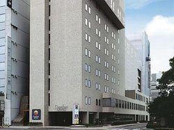 Comfort Inn Hiroshima Heiwa-Odori