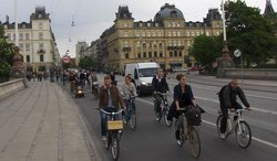 Biking Copenhagen day tours