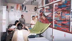 KSIC Silk Factory and Showroom