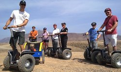 Moving Segway Tours