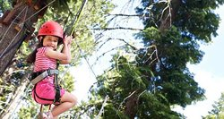 Tahoe City Treetop Adventure Park