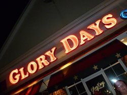 Glory Days Grill-Harbourside