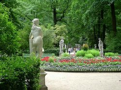 Summer Garden (Letny Sad) and Summer Palace of Peter I