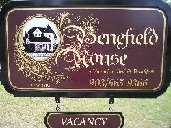 ‪Benefield House Bed & Breakfast‬