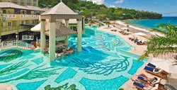 ‪Sandals La Toc Golf Resort and Spa‬