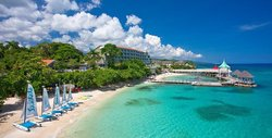 Sandals Grande Riviera Beach &amp; Villa Golf Resort