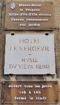 Hotel Le Vergeur Museum